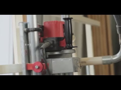 Quality Commitment – Crating Wood Shop and Tools