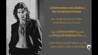 Antonio Banderas - Canción Del Mariachi  Magyar Dalszöveg