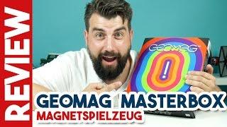 GEOMAG Masterbox - Magnetspielzeug für Experten und Kreative | Spielzeugwelten
