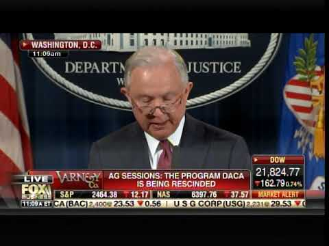 AG Jeff Sessions RIPS OBAMA Over Executive Order