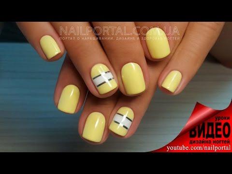 Дизайн Ногтей На Средние Ногти