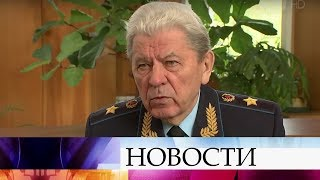 ВМоскве скончался первый главком ВВС России Петр Дейнекин.