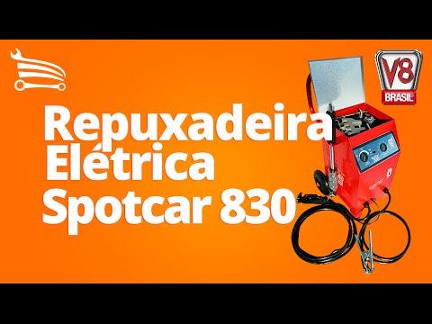 Repuxadeira Elétrica Spotcar  - Video