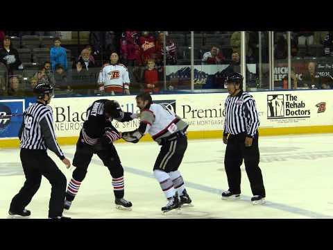 Kevin Harvey vs. Dalton Thrower