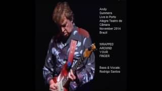 ANDY SUMMERS - Wrapped Around Your Finger (Porto Alegre November 2014 Brazil) (Audio)