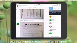 How To Use The Seesaw App For Your K 2 Literacy Centers