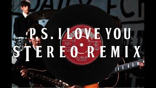 The Beatles   P.S. I Love You   2019 Stereo Remix