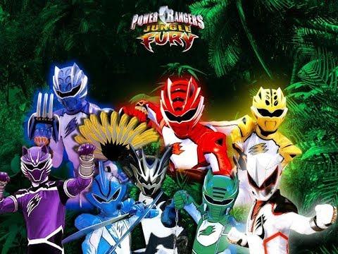 Power Rangers Jungle Fury Episode 4 Hindi Link In Description