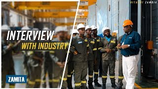INDUSTRY INTERVIEW WITH  HITACHI TRAINING COORDINATOR