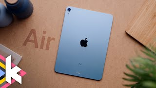 Beinahe Pro: iPad Air 4 (review)