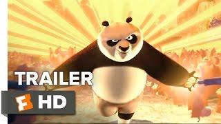 Kung Fu Panda 3 - Official Trailer #3 (2016)
