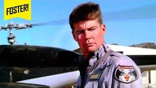 El TRISTE FINAL De LOBO DEL AIRE | Los Secretos De: AIRWOLF