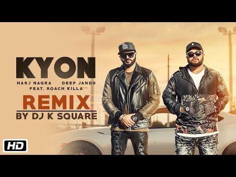 Kyon Punjabi remix video song