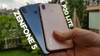 Huawei P20 Lite vs ZenFone 5 (Hangisini almalı?) - dooclip.me