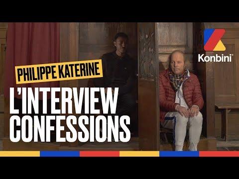 Philippe Katerine - Luxure, sexualité, mensonges... Il avoue tous ses péchés | Konbini