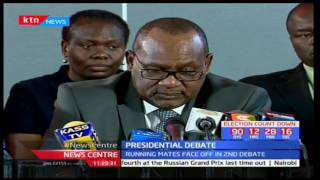 Royal Media CEO-Wachira Waruru announces the dates for the Presidential Debate as from July 10th