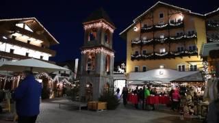 Weihnachtsmarkt in der Olympiaregion Seefeld