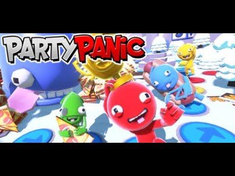 【小游】《Party Panic 恐慌派對 》來跟朋友一起玩派對遊戲吧!