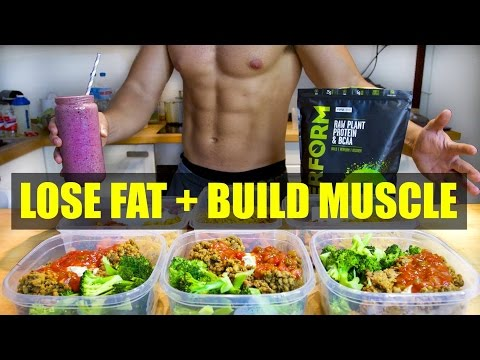 Video BEST MEAL PREP FOR FITNESS | CHEAP & EASY HIGH PROTEIN MEALS