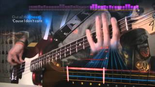 Rocksmith 2014 Anthrax - Madhouse DLC Bass