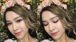 Flower Girl Makeup Look [ Quách Ánh ]