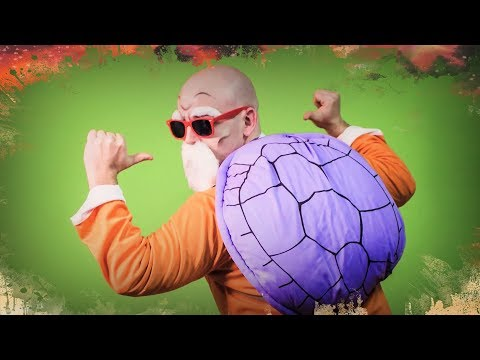 Dragon Ball by Funidelia - Maquillaje Muten-Roshi (Tutorial)