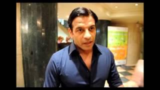 """بالفيديو: أشرف مصيلحى يكشف كواليس """"الوسواس"""" مع زينة وتيم الحسن"""