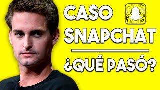 🔥 Cómo un EMPRENDEDOR de 21 Años Creó una Red Social Valorada en $29.000.000.000   Caso Snapchat