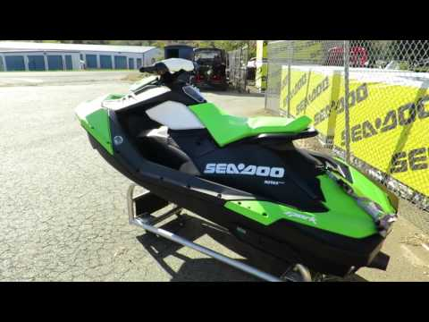 First 2016 Seadoo Spark 2up Review
