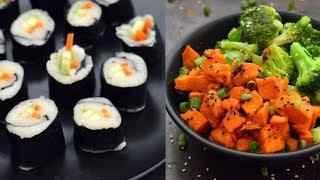 6 Vegan Potato Cleanse Recipes (Starch Solution/HCLF)