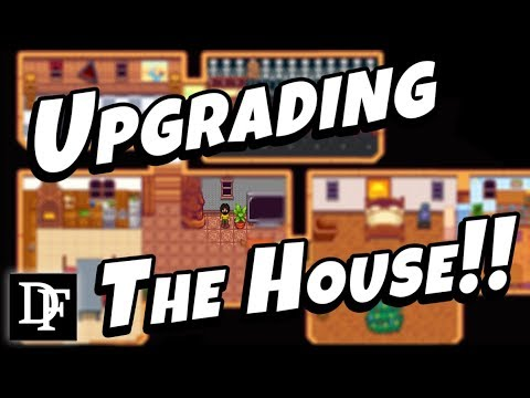 mp4 House Upgrade Stardew Valley, download House Upgrade Stardew Valley video klip House Upgrade Stardew Valley