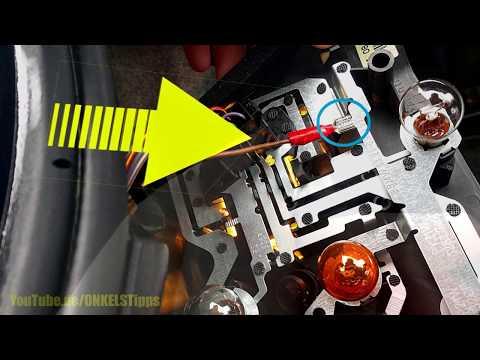 Bmw Blinker Reparieren | E46 blinker funktioniert nicht | Glühbirne wechseln - LÖSUNG TEIL 2