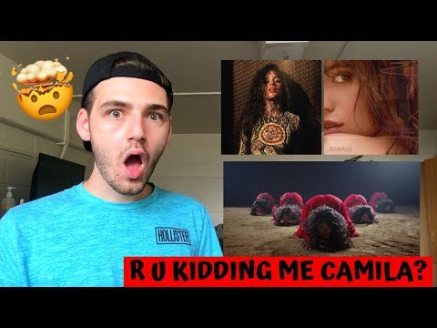 Camila Cabello - Shameless | REACTION