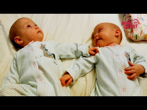 Baby Says I Love You: Best Siblings Moments