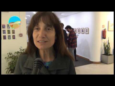 Ep. 302 - Exposição de Pintura e Desenho de Ester Costa no Centro Cultural de Carnide