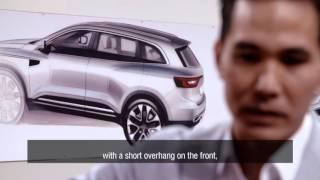 2016 Renault Koleos - Exterior Design