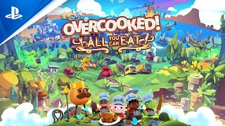 Overcooked! All You Can Eat - Announcement Trailer | PS5