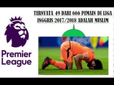 Inilah Daftar 49 Pemain Muslim liga Inggris 2017/2018