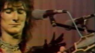 Ron Wood, Keith Richards And The First Barbarians - 'I Can Feel The Fire'