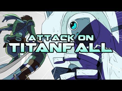 Attack on titan titanfall