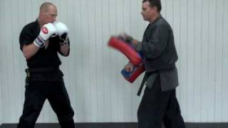 Kickboxing Pro Basics Training