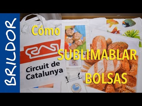 How to sublimate bags