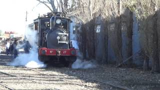 preview picture of video 'Ferroclub Argentino Nielson & Co(Año 1890) N°27 en CDP Lynch 08/09/2012'