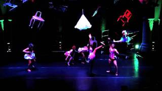 D.I.S Tractionz by Basement Jaxx danced by Poetry In Motion