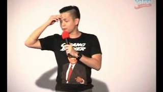 Ernest Stand Up Comedy Bersama Viro