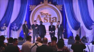 TOP ASIA CORPORATE BALL 2014 | TAN SRI DATO' SRI ZAMZAMZAIRANI MOHD ISA