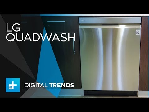 LG QuadWash – Hands On Review