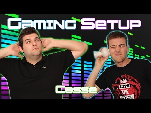 GAMING-SETUP: CASSE PC, Non si gioca solo con l'Headset!