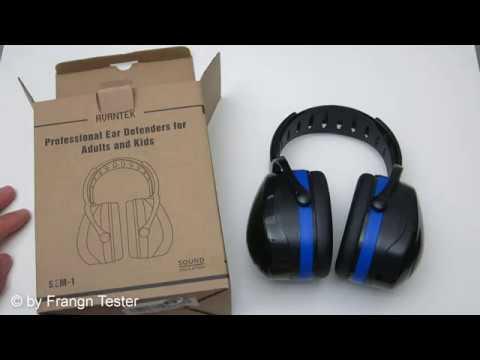 463 - Kapselgehörschutz-Kopfhörer - von Avantek