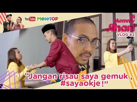 Hi Mommy Jihan Vlog #2  